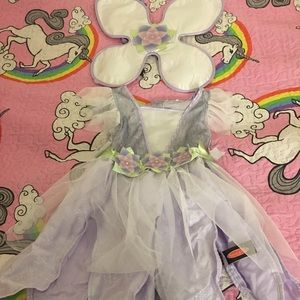 Melissa and Doug fairy costume with wings kids